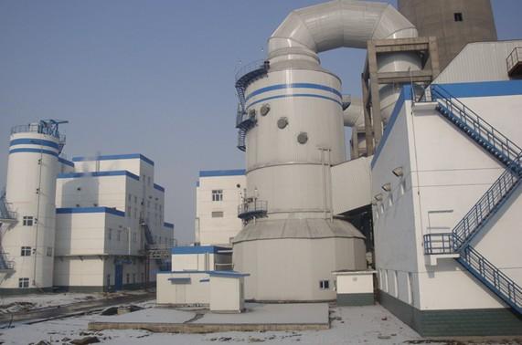 那雍二电电除尘器 环保项目 玖龙纸业 重庆玖龙,太仓玖龙,东莞玖龙